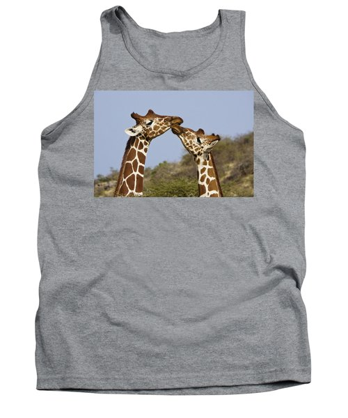 Giraffe Kisses Tank Top