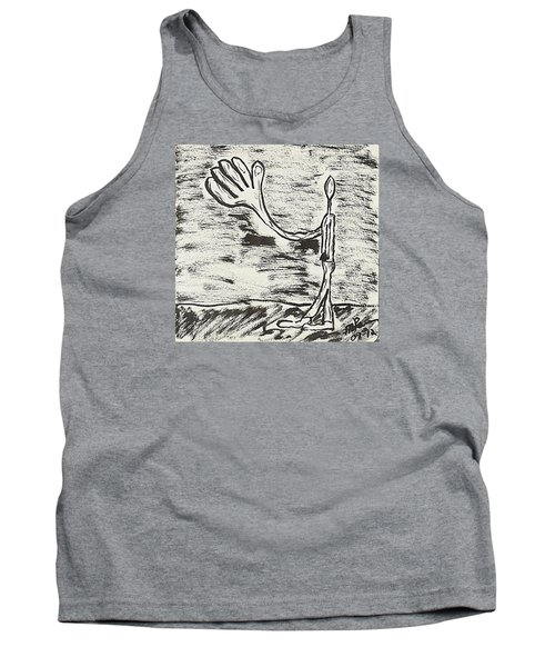 Give Me A Hand Tank Top