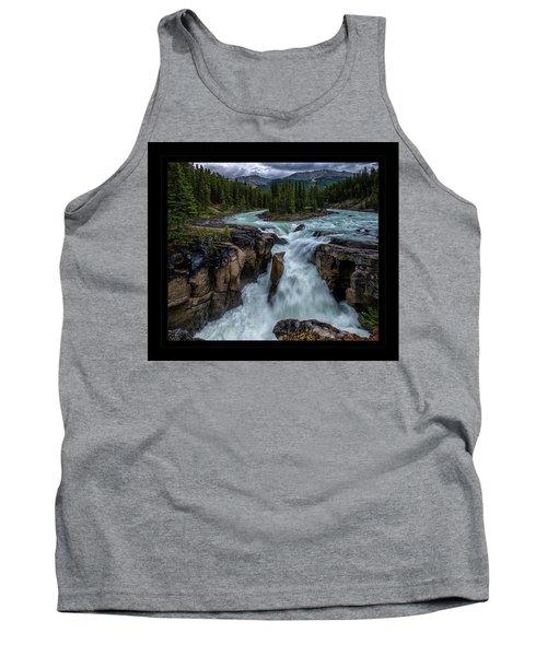 Glacier Falls Tank Top