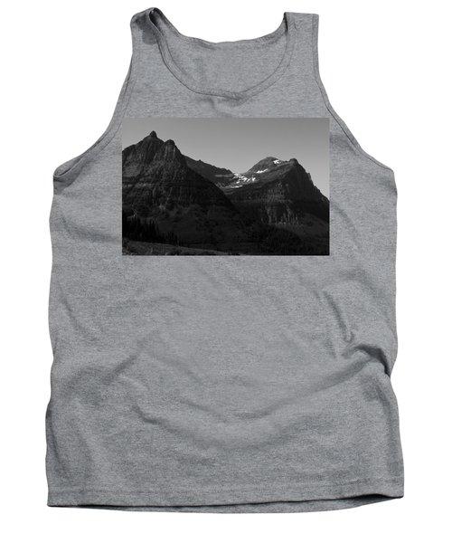 Glacier National Park 2 Tank Top