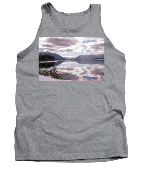 Glacier National Park 6 Tank Top