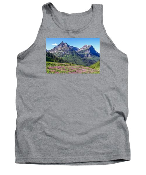 Glacier Park Bedazzeled Tank Top