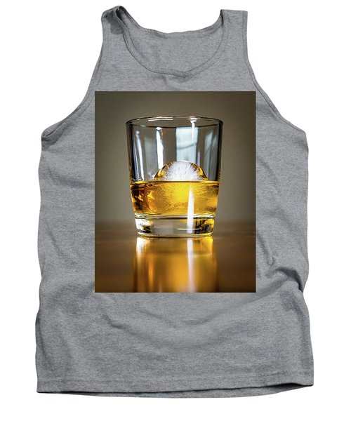 Glass Of Whisky Tank Top