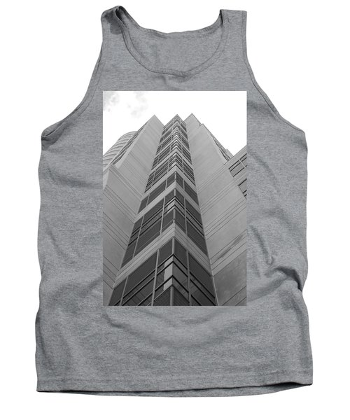 Tank Top featuring the photograph Glass Tower by Rob Hans