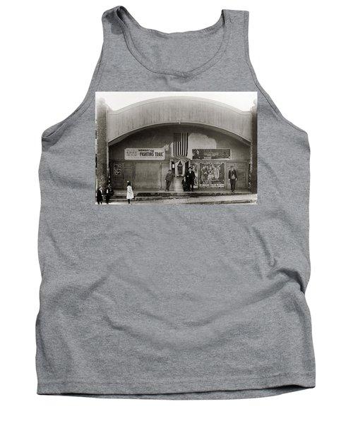 Glen Lyon Pa. Family Theatre Early 1900s Tank Top