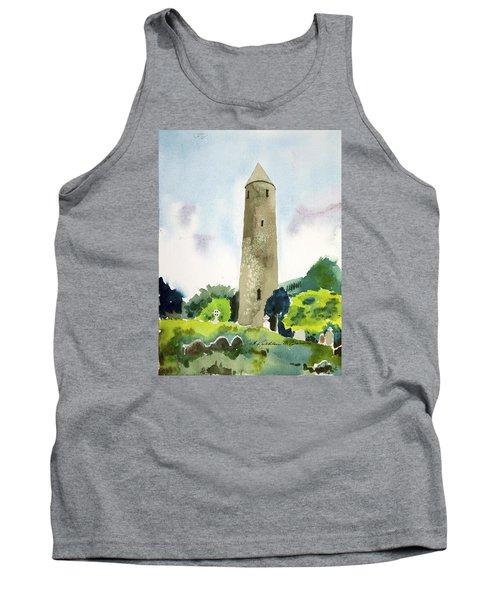 Glendalough Tower Tank Top