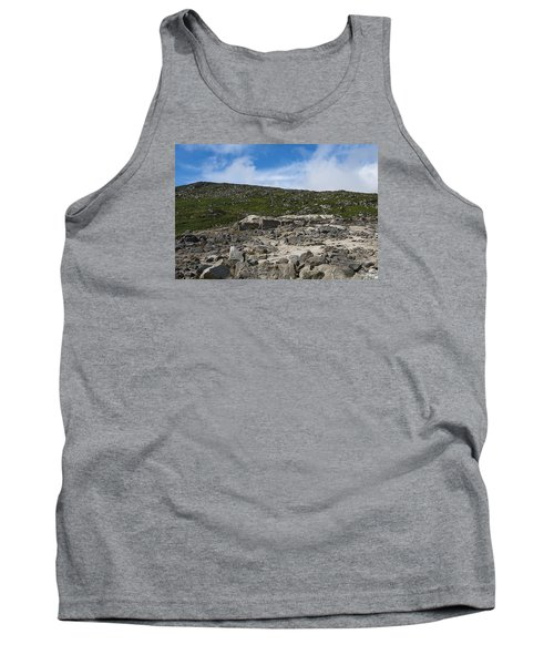 Glendasan Abandoned Mining Site Village Tank Top