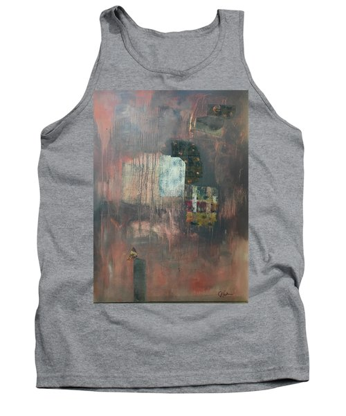 Glimpse Of Town Tank Top