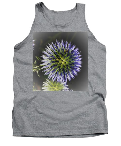 Globe Thistle Exploding Tank Top