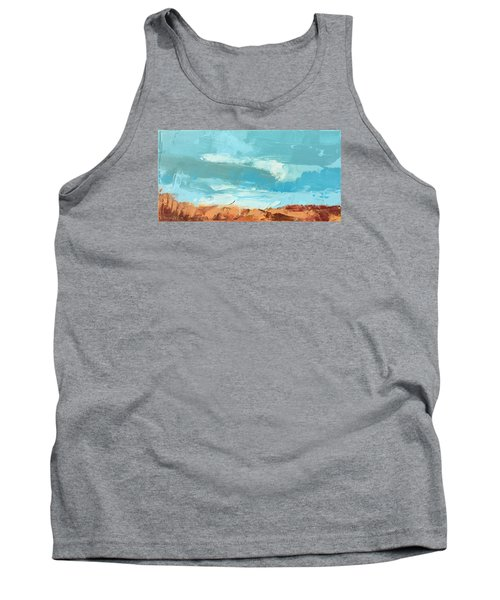 Glorious Journey Tank Top by Nathan Rhoads