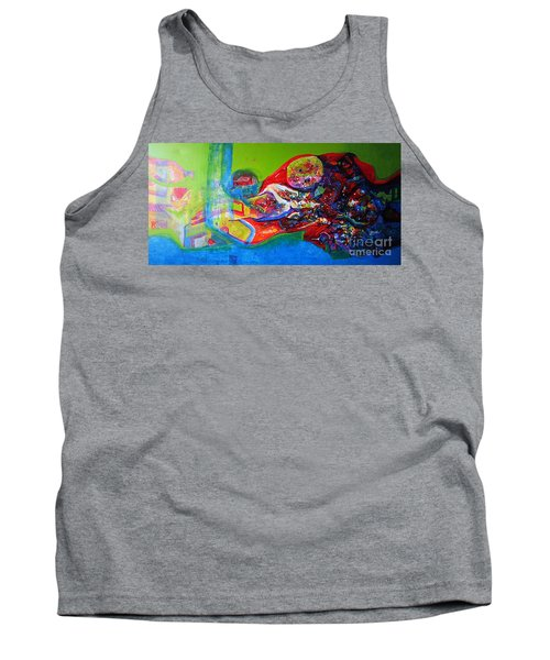 Glory Of Harmony Tank Top