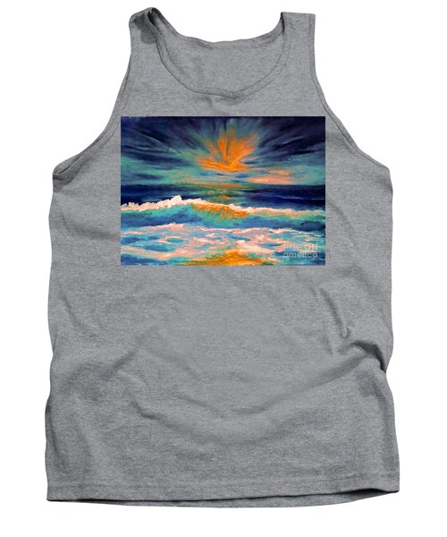 Glow Tank Top by Holly Martinson