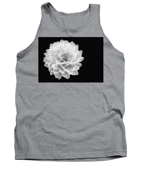 Glowing Dahlia Tank Top