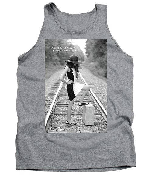 Go Far Tank Top