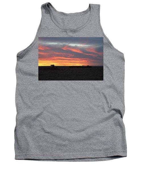 Gobi Sunset Tank Top by Diane Height