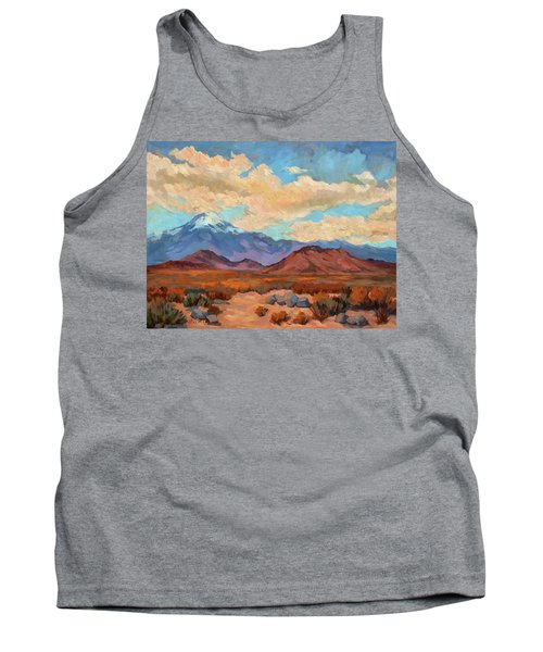 God's Creation Mt. San Gorgonio  Tank Top