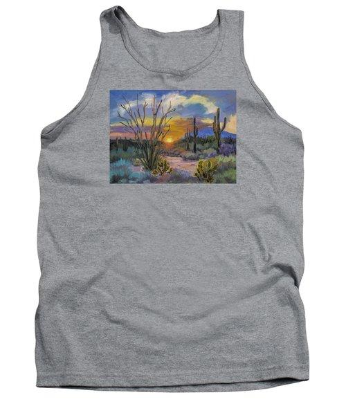 God's Day - Sonoran Desert Tank Top