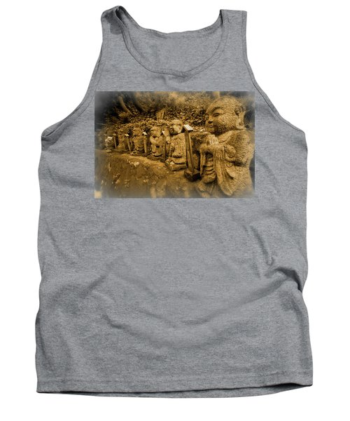 Tank Top featuring the photograph Gods Of Japan by Daniel Hagerman