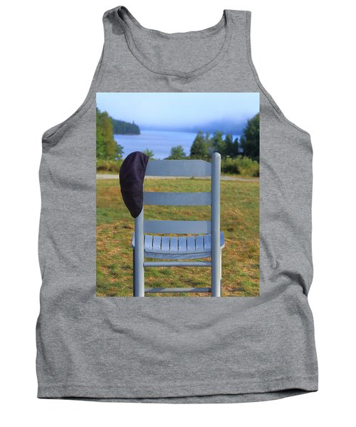 God's Waiting Room Tank Top