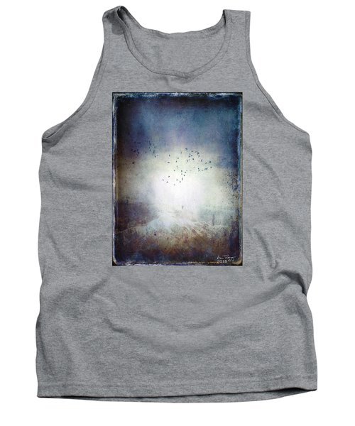 Going Home Tank Top by Ann Tracy