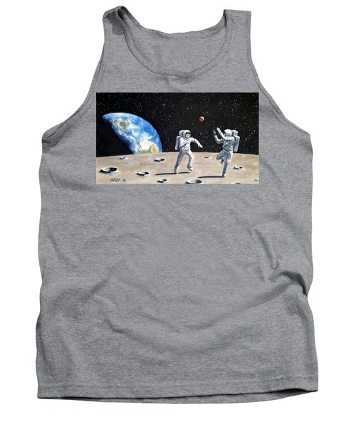 Going Way Out Tank Top