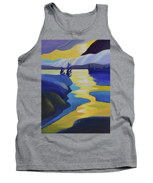 Gold Rush Tank Top
