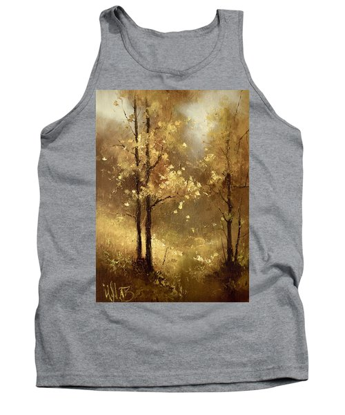 Golden Forest Tank Top