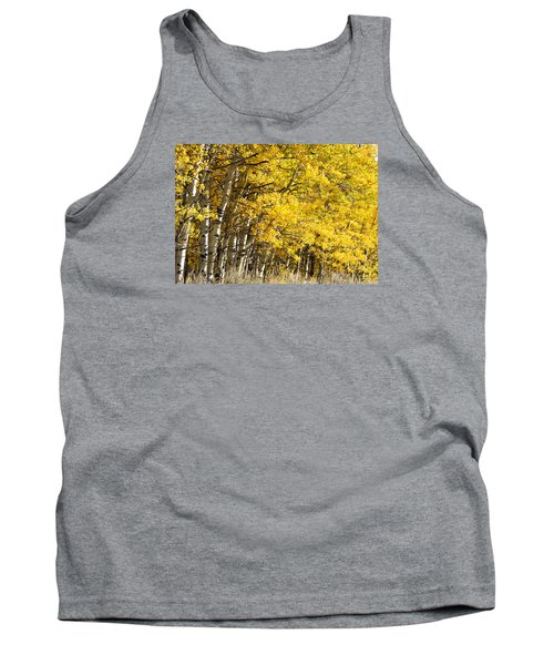 Golden II Tank Top