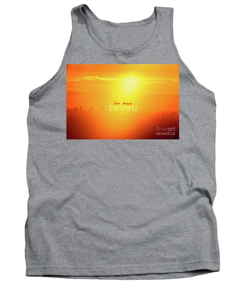 To You #002 Tank Top