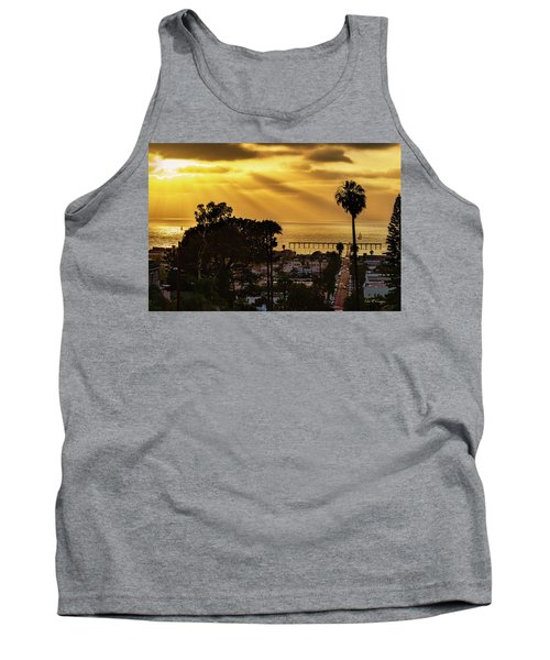 Golden Moment Tank Top