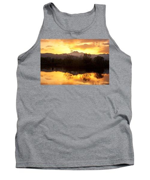 Golden Ponds Longmont Colorado Tank Top by James BO  Insogna