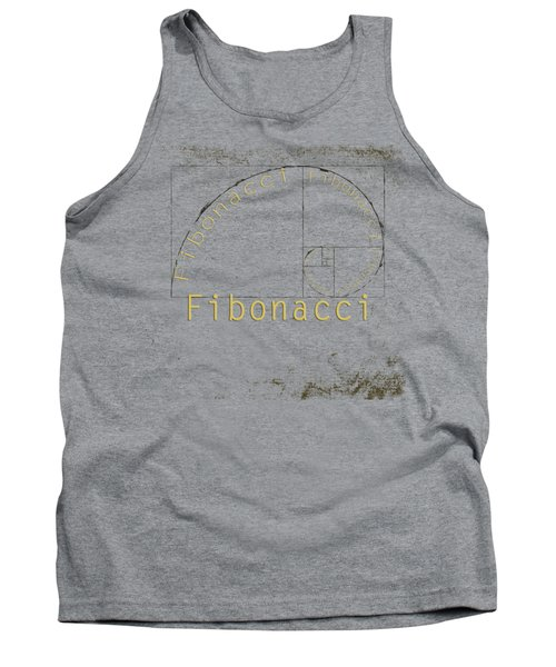 Golden Ratio Tank Top by Paulette B Wright