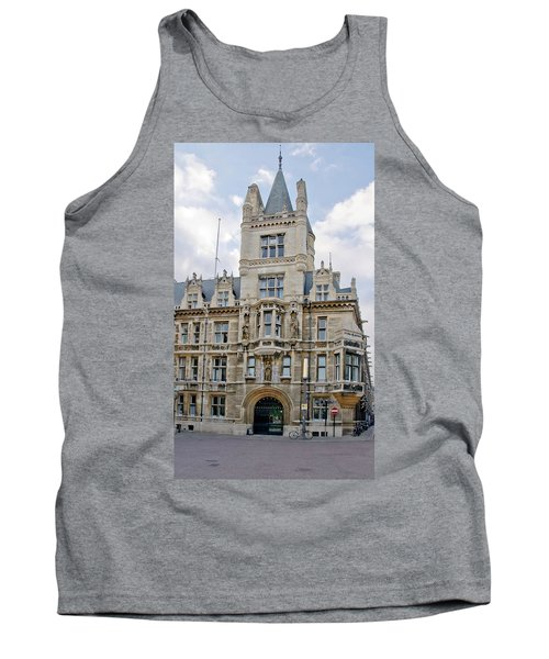 Gonville And Caius College. Cambridge. Tank Top
