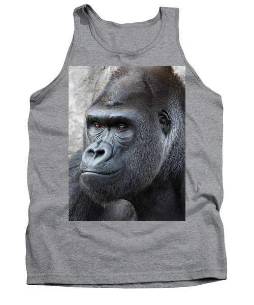 Gorillas In The Mist Tank Top