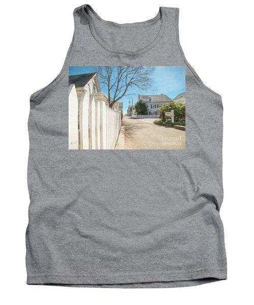 Gosnold St. Provincetown Tank Top