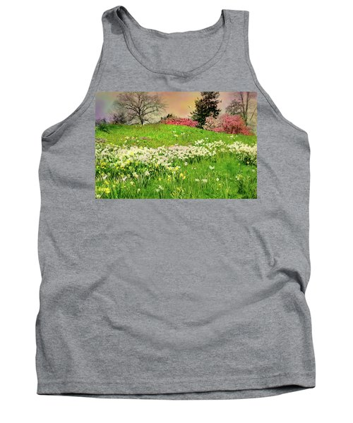 Tank Top featuring the photograph Got A Thing For You by Diana Angstadt