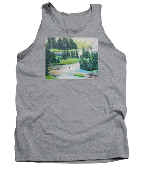 Got One Tank Top by Patti Gordon