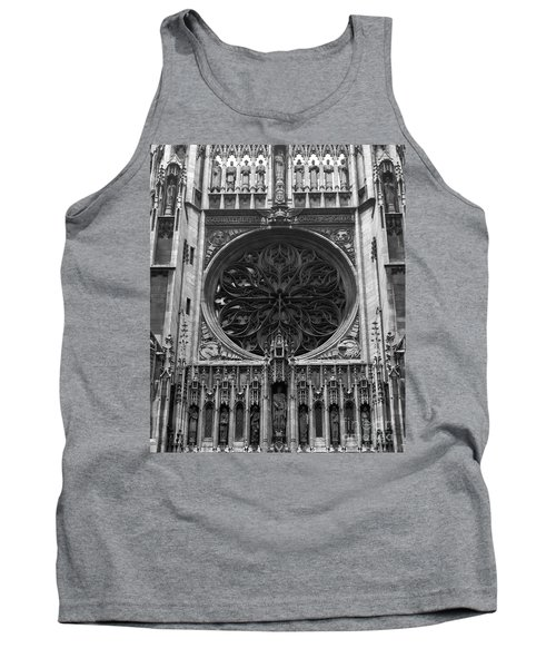 Gothic Tank Top by Brian Jones