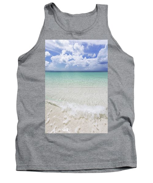 Tank Top featuring the photograph Grace by Chad Dutson