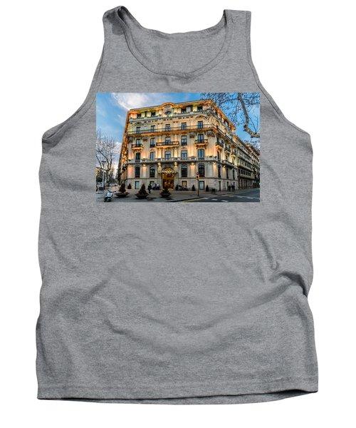 Gran Hotel Havana Tank Top