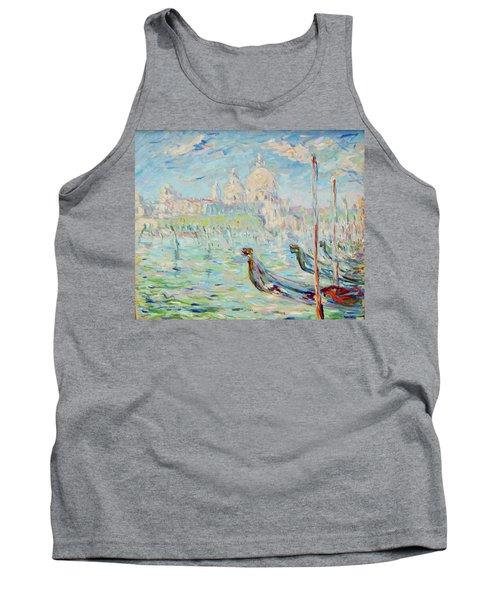 Grand Canal Venice Tank Top