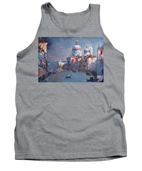 Grand Canal Venice Tank Top