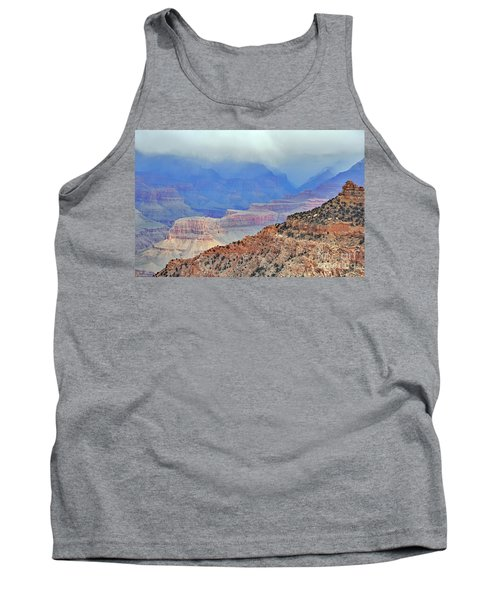 Grand Canyon Levels Tank Top by Debby Pueschel