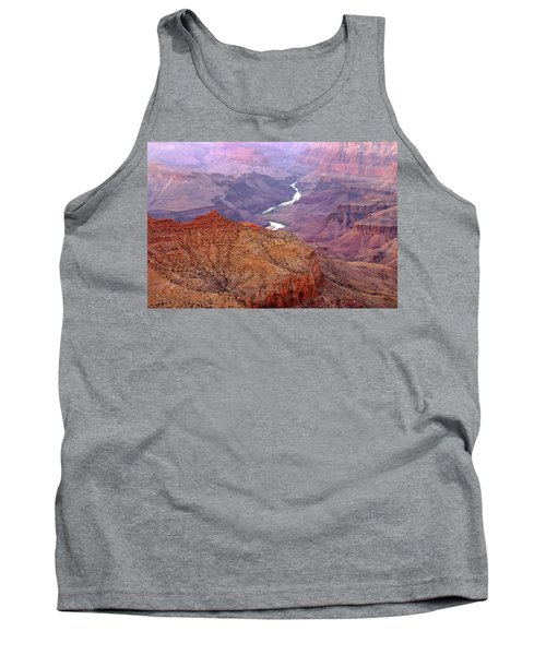 Grand Canyon River View Tank Top