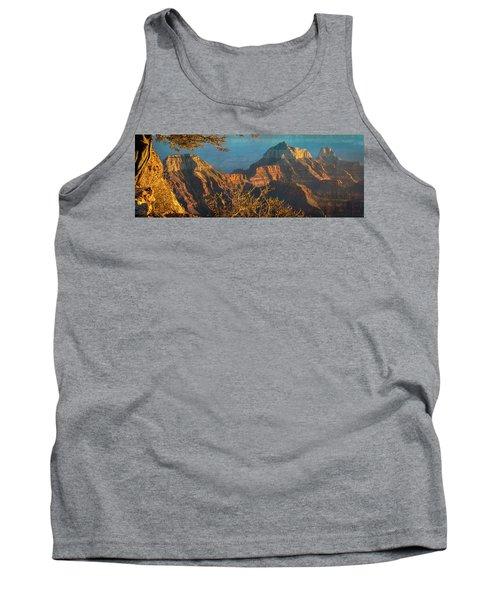 Grand Canyon Sunset Panorama Tank Top