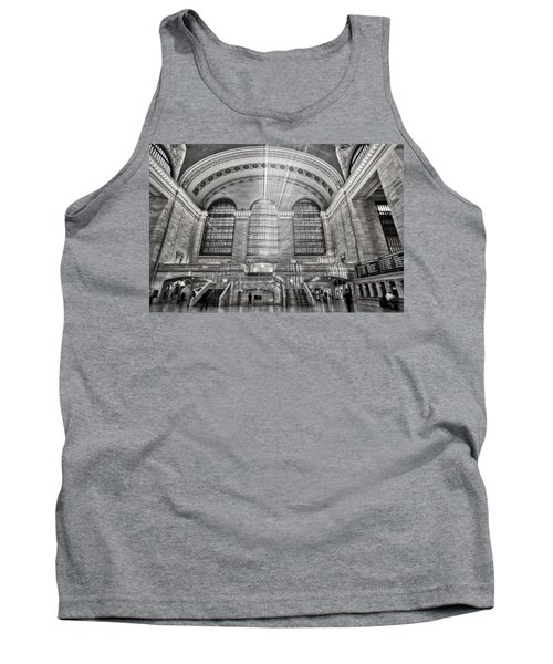 Grand Central Terminal Station Tank Top