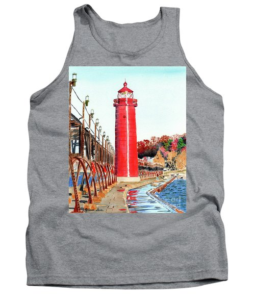 Grand Haven Autumn Tank Top