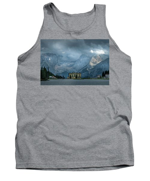 Grand Hotel Misurina Tank Top