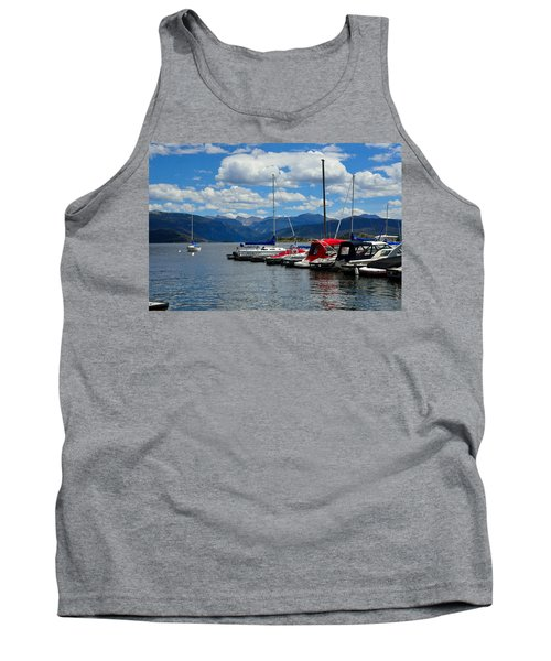 Grand Lake And Indian Peaks Wilderness Tank Top