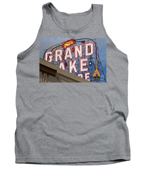 Grand Lake Theatre . Oakland California . 7d13495 Tank Top